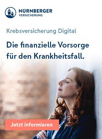 Krebsversicherung Digital